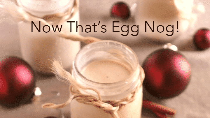 Accurate's Homemade Eggnog   Accurate Electric, Plumbing, Heating and Air