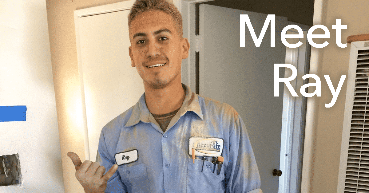 Ray Reynoso   Accurate Electric, Plumbing, Heating and Air